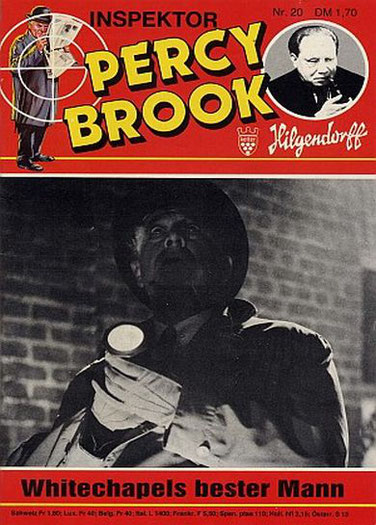 Inspektor Percy Brook 20