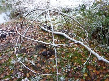 Schwitzhütten sind ein Teil vieler uralter Rituale