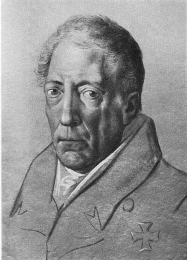 Wilhelm von Humboldt, Kreidezeichnung von Johann Josef Schmeller, Wikipedia