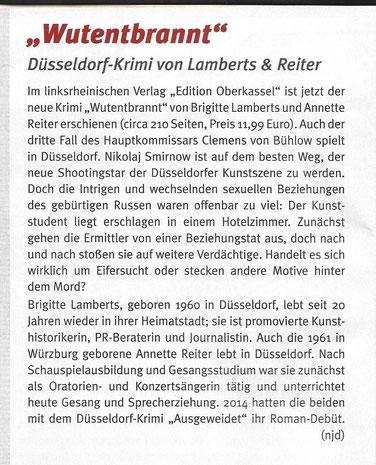 Oberkassler Observer, Ausgabe 05.2016