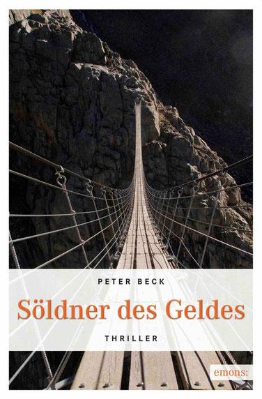 Tom Winter Thriller von Peter Beck