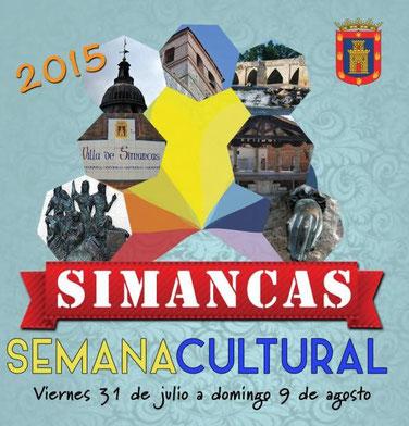 Semana Cultural de Simancas