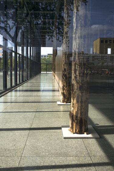 Neue Nationalgalerie 17 Berlin 2014 ©  Arina Dähnick