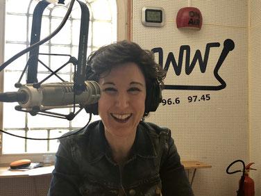 """""""JazzTalk"""" mit Claudia Rodi im Radio Wüste Welle am 14.04.18.  Klicken und hören!"""