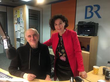 Interview mit Marcus Woelfle auf Bayern2, RadioJAZZnacht!  Klicken und hören!