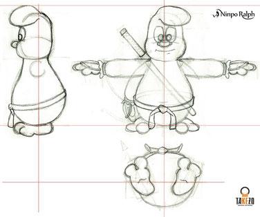 Character sheet Ninpo Ralph