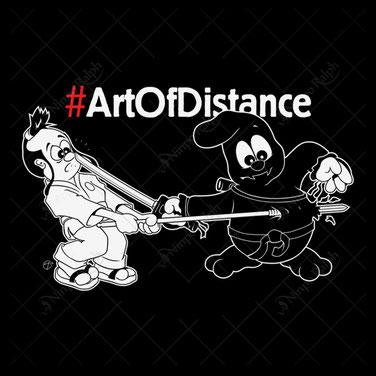 Shirtmotiv ArtOfDistance