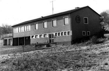 LFV Clubheim beim Stadion Dammenmühle