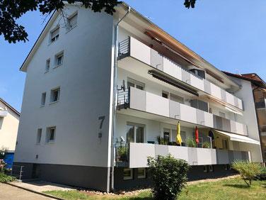 Balkon, beschichten, sanieren, Balkonsanierung