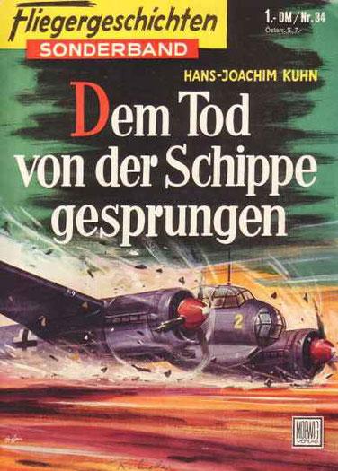 Fliegergeschichten Sonderband 34