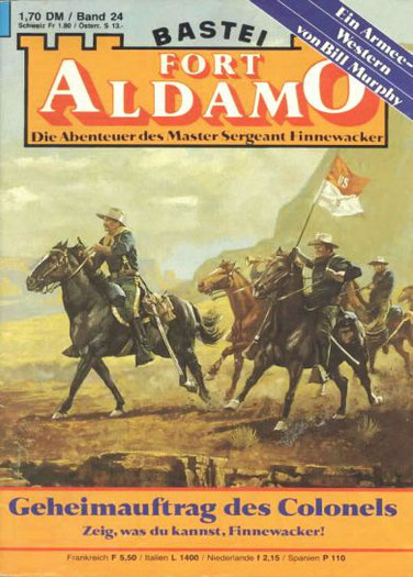 Fort Aldamo 1.Auflage Band 24