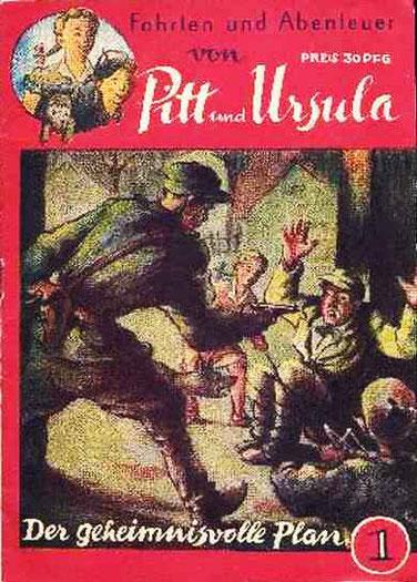 Fahrten und Abenteuer von Pitt und Ursula 1