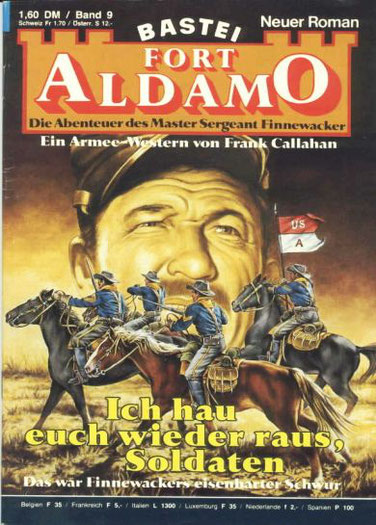 Fort Aldamo 1.Auflage Band 9