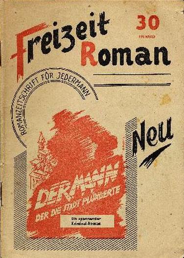 Freizeit Roman 1 (Variante)