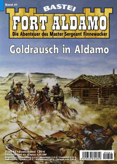Fort Aldamo 2.Auflage Band 41