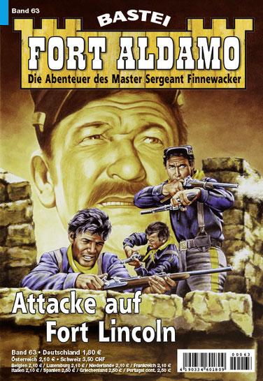 Fort Aldamo 2.Auflage Band 63