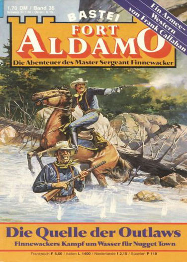 Fort Aldamo 1.Auflage Band 35