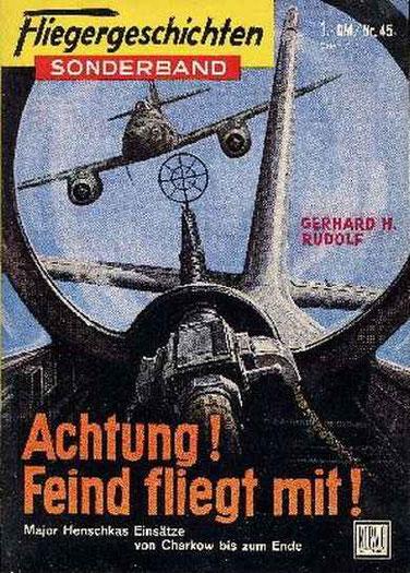 Fliegergeschichten Sonderband 45
