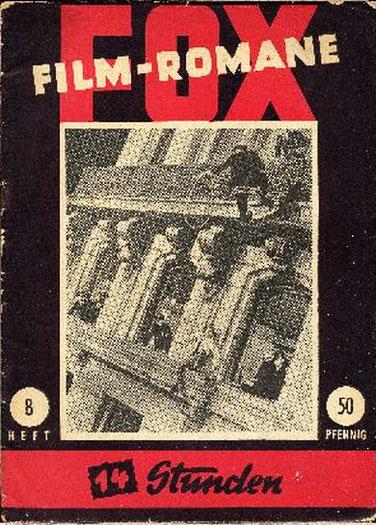 Fox Film-Romane 8