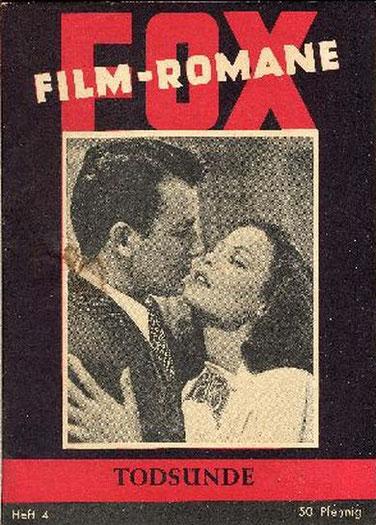 Fox Film-Romane 4
