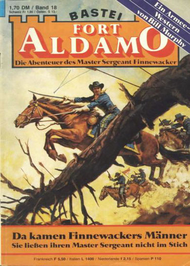 Fort Aldamo 1.Auflage Band 18