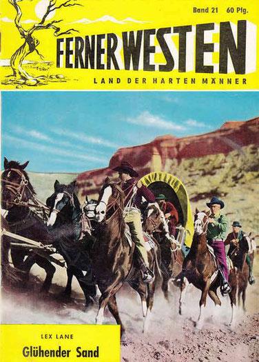 Ferner Westen (Land der harten Männer) 21