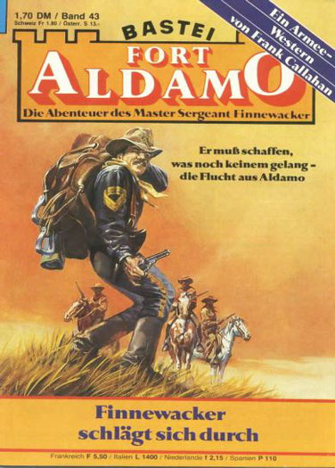 Fort Aldamo 1.Auflage Band 43