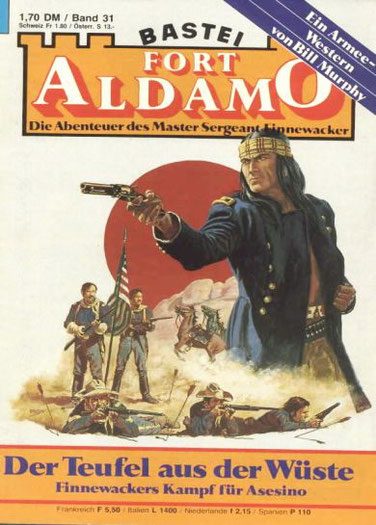 Fort Aldamo 1.Auflage Band 31