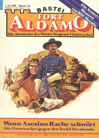Fort Aldamo 1.Auflage Band 32