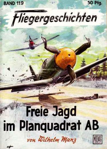 Fliegergeschichten 119