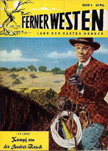 Ferner Westen (Land der harten Männer) 5