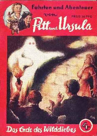 Fahrten und Abenteuer von Pitt und Ursula 4