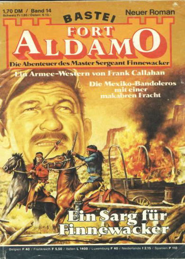 Fort Aldamo 1.Auflage Band 14