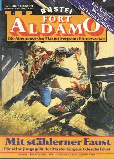 Fort Aldamo 1.Auflage Band 39