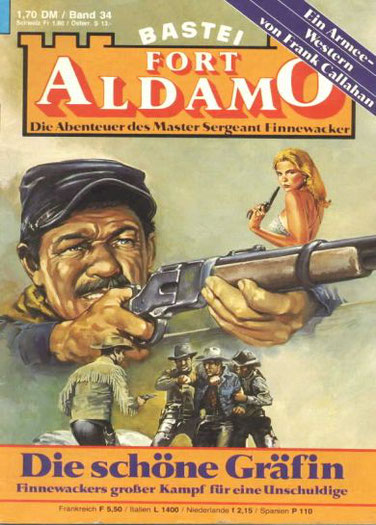 Fort Aldamo 1.Auflage Band 34