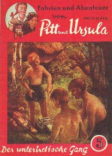 Fahrten und Abenteuer von Pitt und Ursula 5