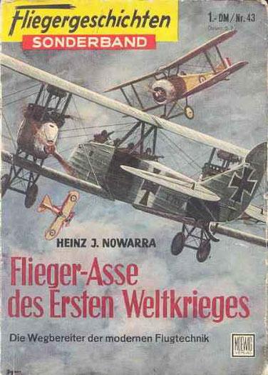 Fliegergeschichten Sonderband 43