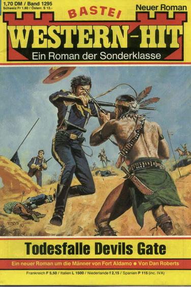 Bastei Western-Hit Band 1295