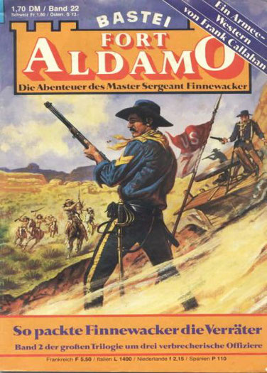 Fort Aldamo 1.Auflage Band 22