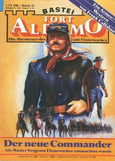 Fort Aldamo 1.Auflage Band 41