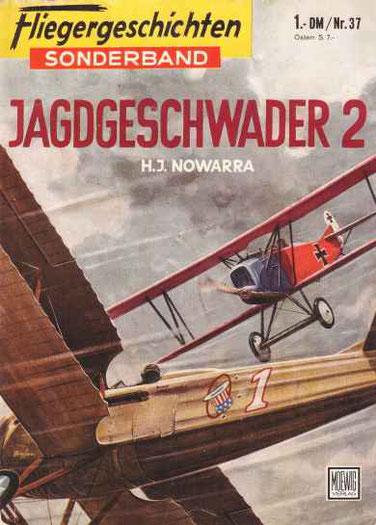 Fliegergeschichten Sonderband 37