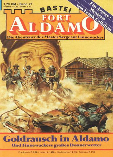 Fort Aldamo 1.Auflage Band 27