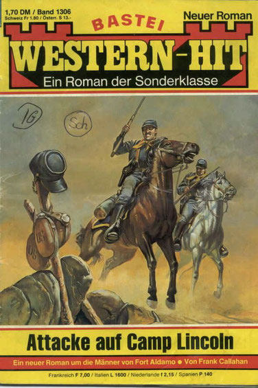 Bastei Western-Hit Band 1306