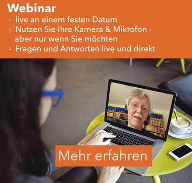 Online Seminar Webinar Jasmin Marahrens