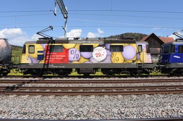 Bahnfoto Schweiz SBB Re420 P.Trippi