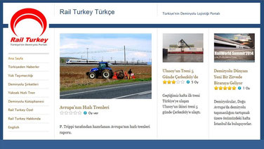 Rail Turkey: Fotoreport on high speed trains in Europe. June 2014