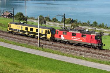 Bahnfoto Schweiz SBB Re 420 P.Trippi