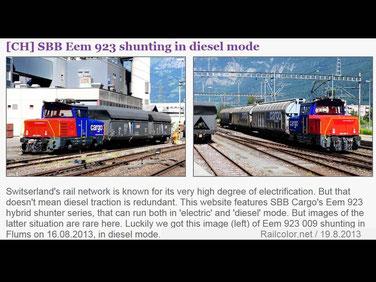 In news von railcolor.net 19.8.2013