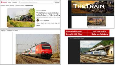 Ungefragte Verwendungen durch diverse User. 11/2020 Fotos: P.Trippi