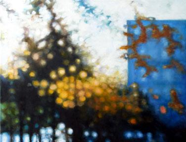 Winterabend  70x90